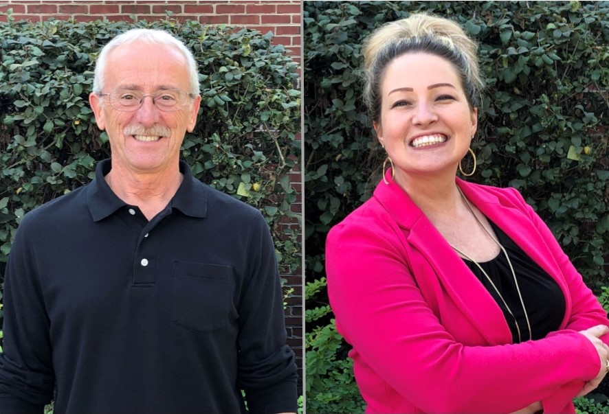 Alvin Proper retiring, Angela Kuhaneck hired as Inside Sales Specialist.