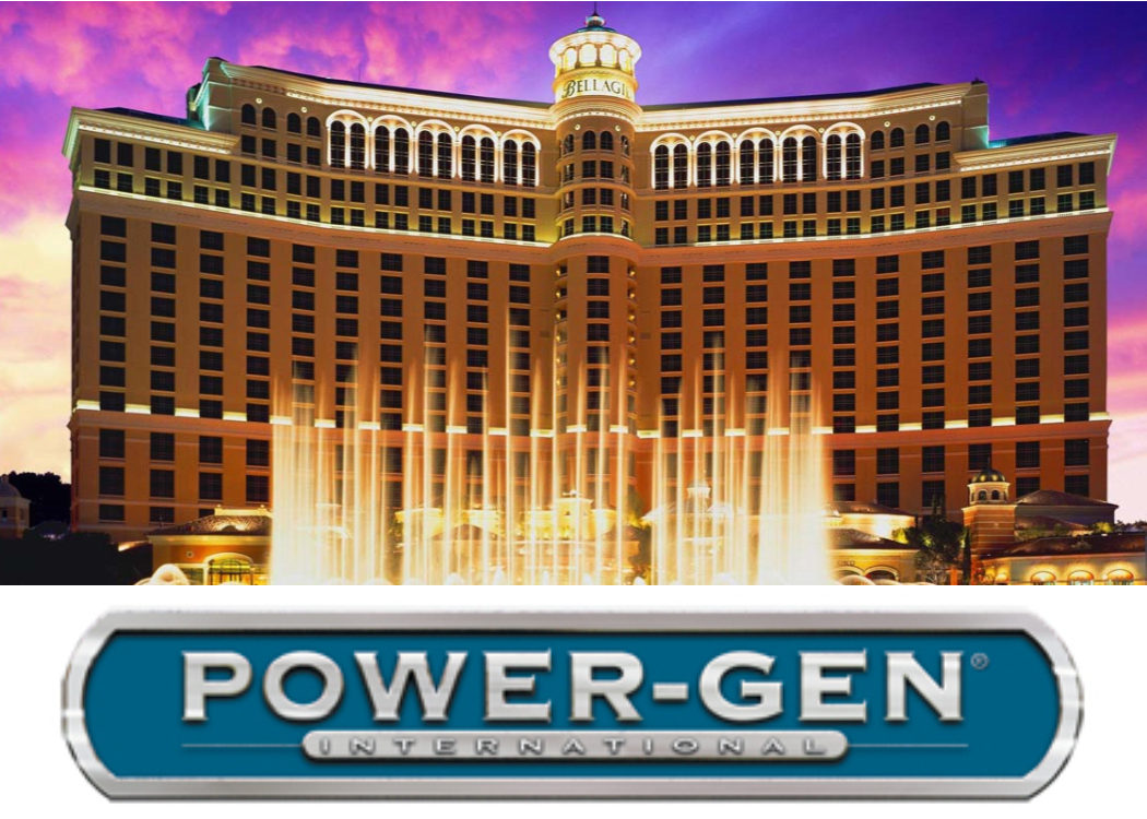 "Electralloy ""all in"" for POWER-GEN 2017 in Vegas, December 5-7. Booth #4755."